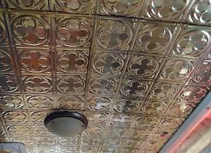 Metal RV Ceiling Panels