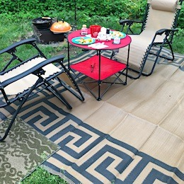 Outdoor Rug RVBlogger