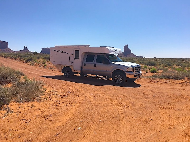 Phoenix Custom Campers Flatbed
