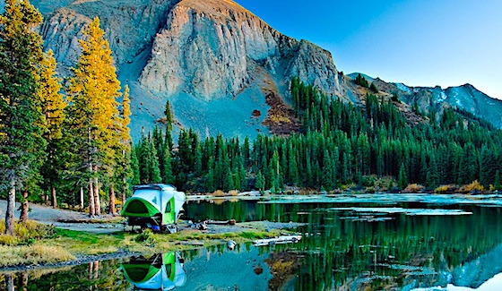 7 Best Pop Up Campers with Bathrooms