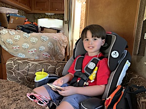 RV Living With Kids Travel Activities