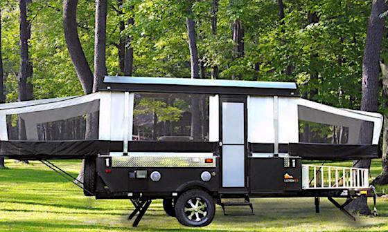 Renting a Pop Up Camper – A Complete Guide