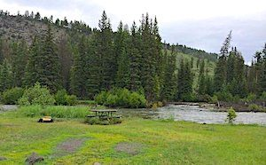 Slough Creek Campground Yellowstone
