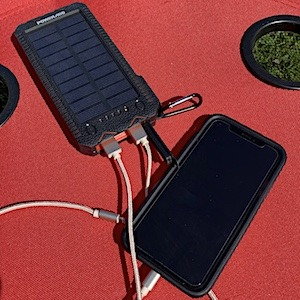 SOLAR PHONE CHARGER-RVBLOGGER