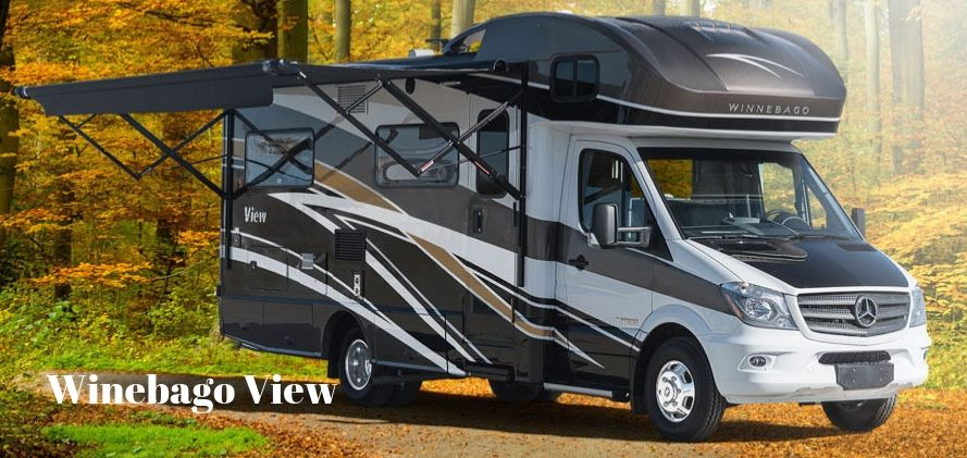 Blacksford RV Winebago View Rental
