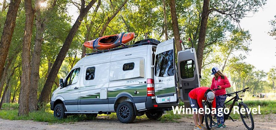 Winnebago Revel Exterior 4x4 RV Rental