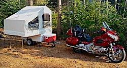 kompact kamper mini mate motorcycle camper