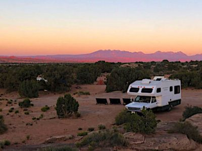 Best Places to Go RV Camping for FREE
