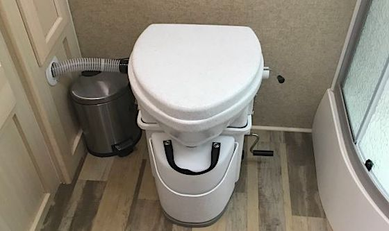 Should Consider a Composting Toilet for Your RV?