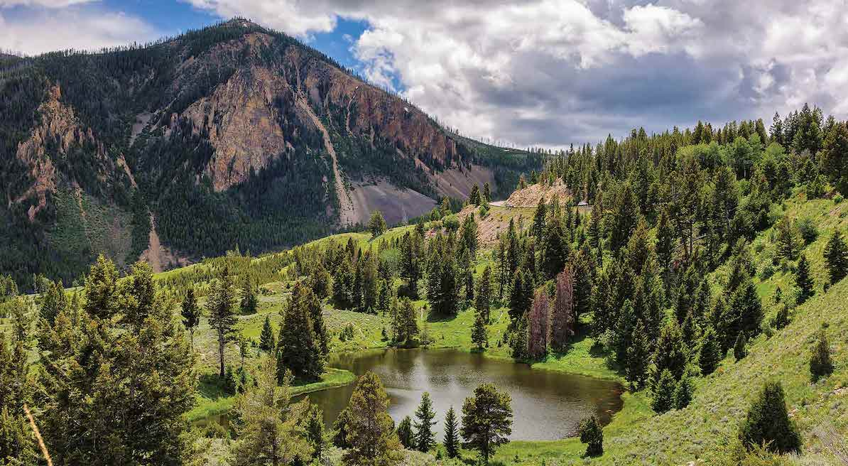 FREE RV Camping In National Parks