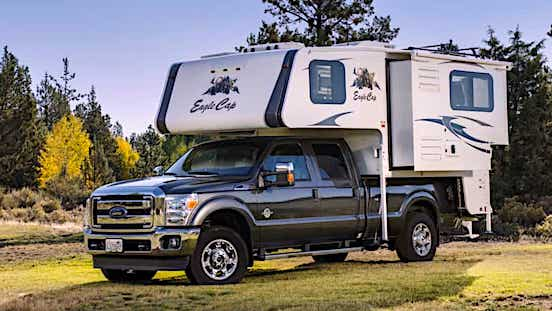 Is it Legal to Ride In a Truck Camper or 5th Wheel?