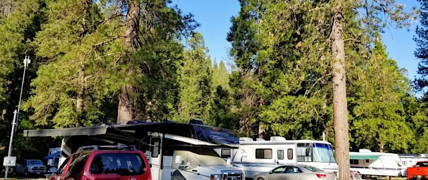 The Complete Guide to RV Parking in Yosemite National Park