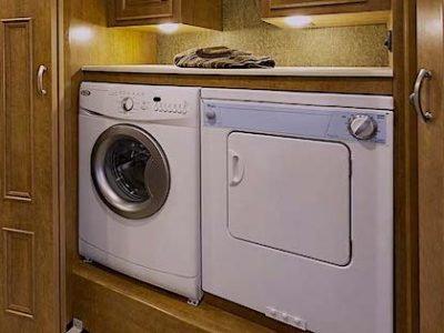 10 Best RVs and Campers with a Washer and Dryer