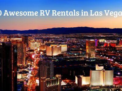 10 Best RV Rentals in Las Vegas Best Deals in 2020