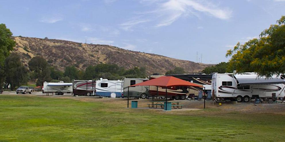 13 Best RV Parks In and Near San Diego Admiral Baker RV Park