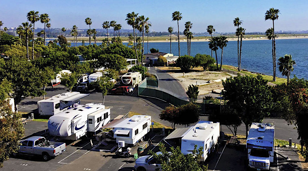 13 Best RV Parks In and Near San Diego Mission Bay Resort