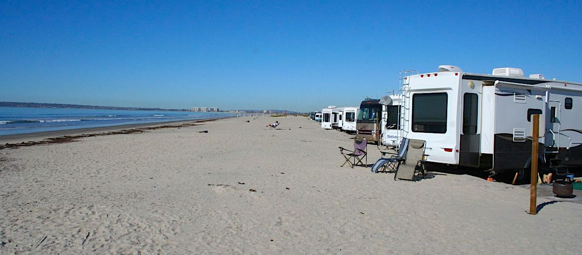 13 Best RV Parks In and Near San Diego Silver Strand RV Park