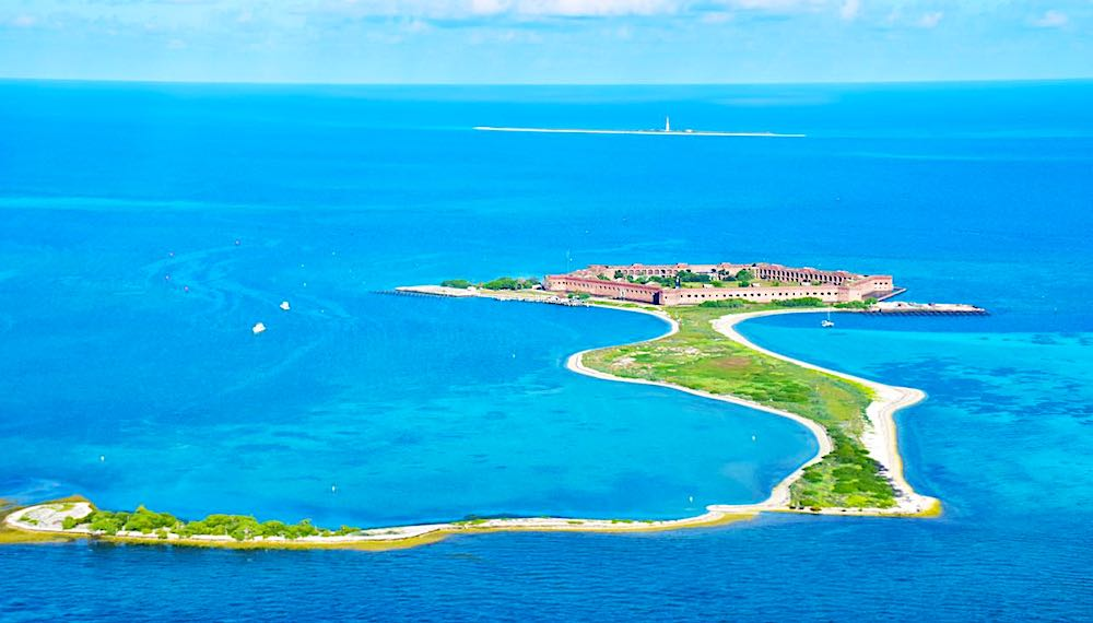 8 Best National Parks on the East Coast Dry Tortugas National Park