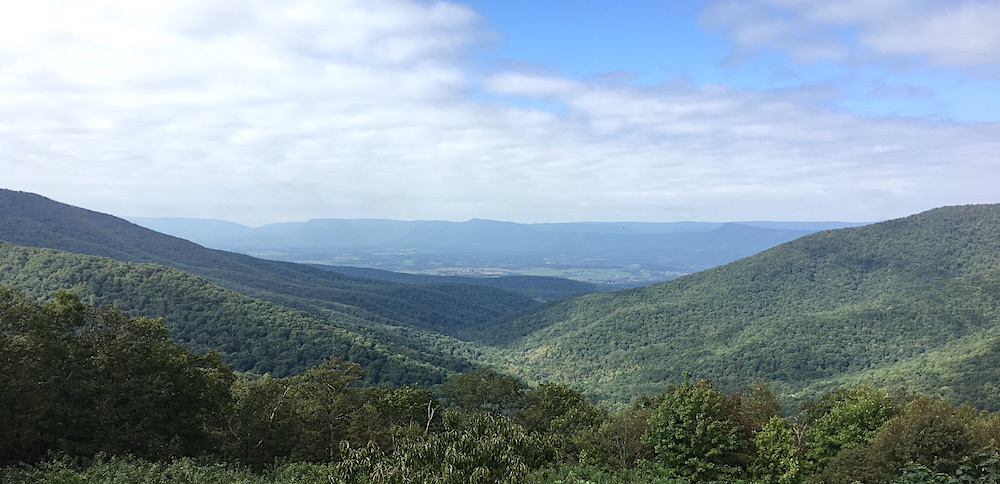 8 Best National Parks on the East Coast Shenandoah National Park