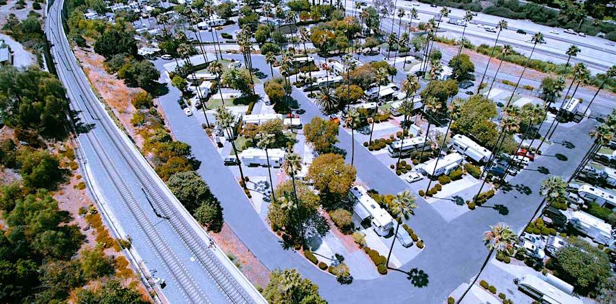 Best RV Parks In and Near San Diego San Diego RV Resort