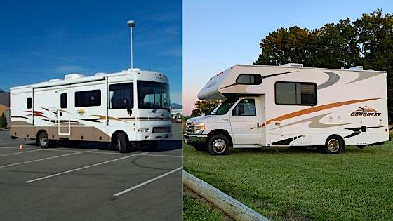 Class A vs Class C RV and How to Decide Which is Best