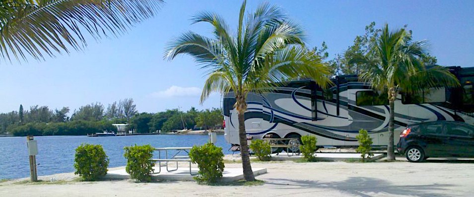 RV Camping in the Florida Keys A Complete Guide boyd's key west campground key west florida
