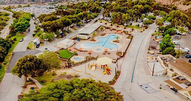 RV Parks In San Diego Metro KOA Campground