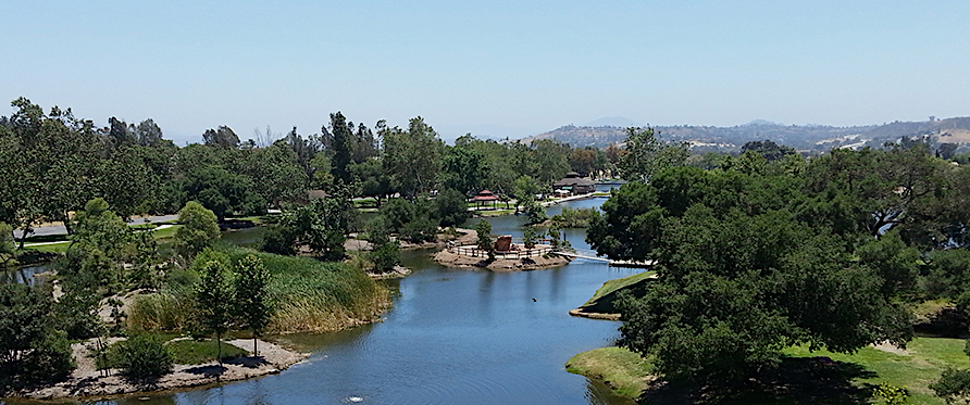 RV Parks San Diego Santee Lakes Recreation Preserve