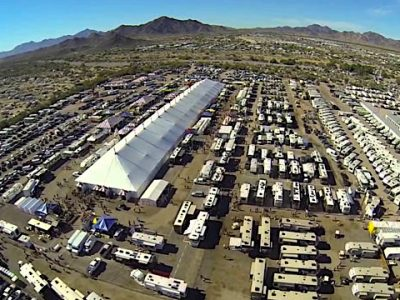 RV show tips and show schedule