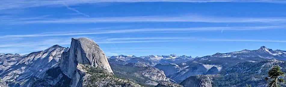 Yosemite Lakes RV Campground Glacier Point