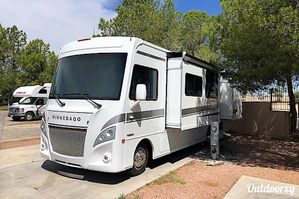 Luxury Motorhome in Las Vegas