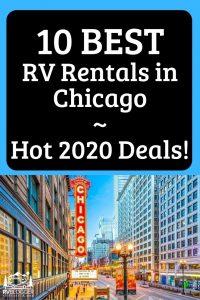 10 Best RV Rentals in Chicago Hot 2020 Deals!
