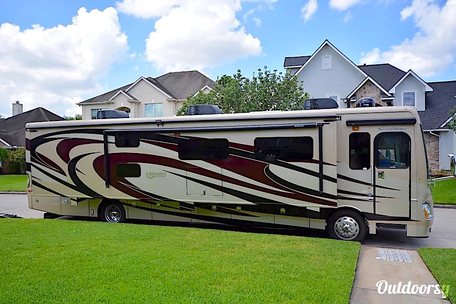 10 Best RV Rentals in Houston Motorhome Ext