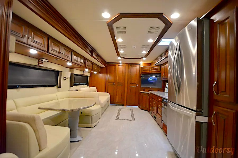 10 Best RV Rentals in Houston Motorhome Int