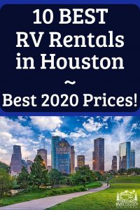 10 Best RV Rentals in Houston Best 2020 Prices!