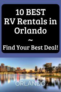 10 Best RV Rentals in Orlando - Find Your Best Deal! – RVBlogger