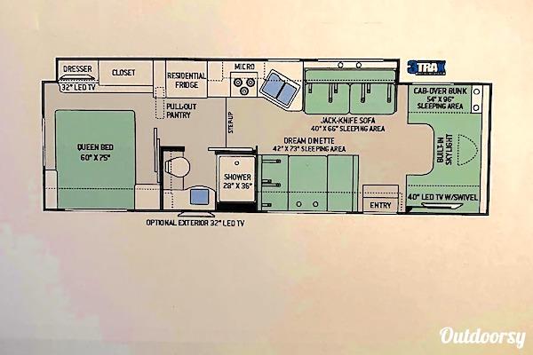 Class C Floorplan