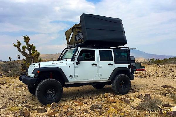 10 best rv rentals las vegas truck camper exterior