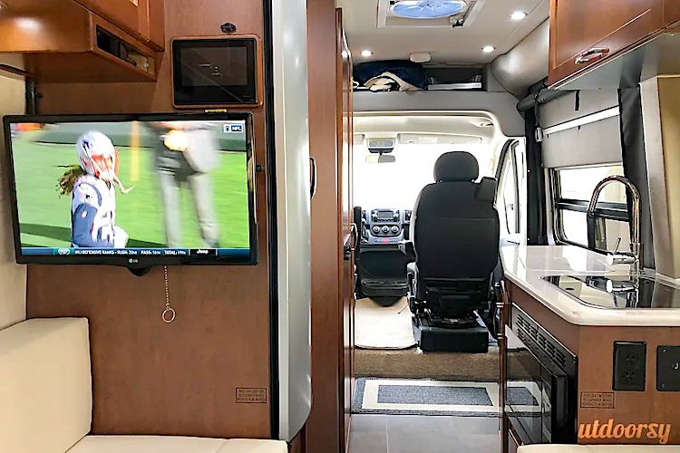 10 best rv rentals los angeles camper van int