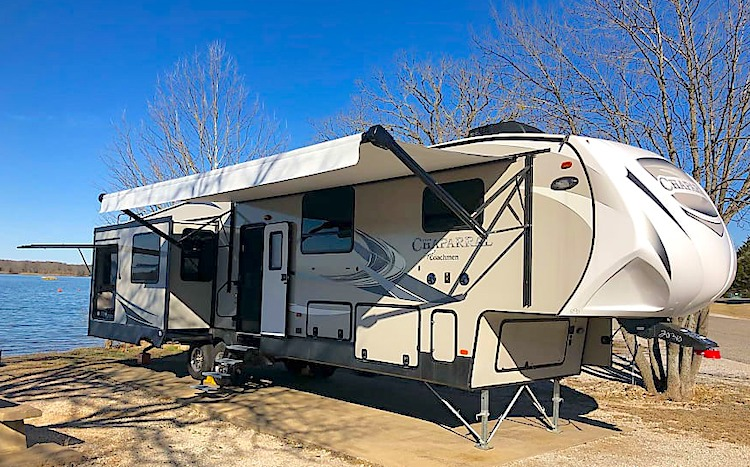 5th wheel rental by owner