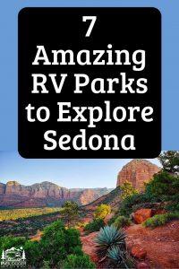 7 Amazing RV Parks Sedona