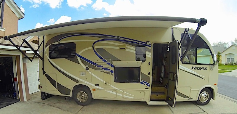 Best RV Rental in Orlando with Unlimited Miles