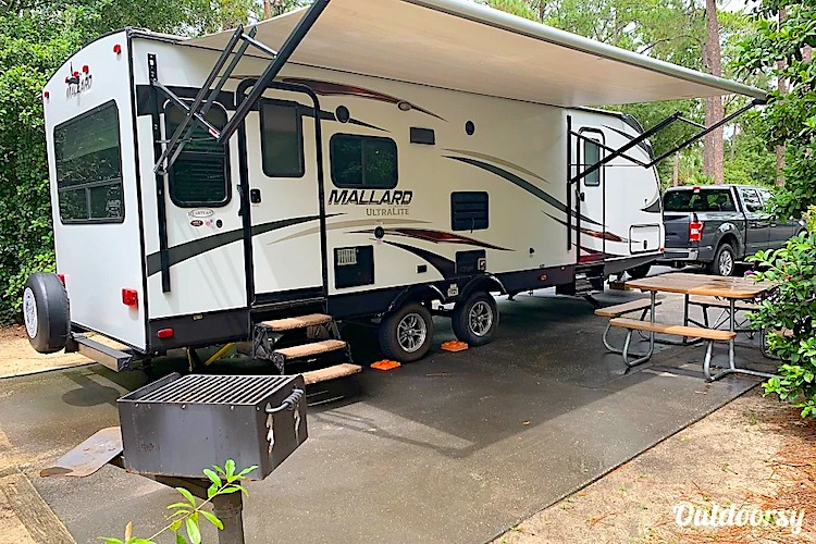 Camper trailer rental orlando