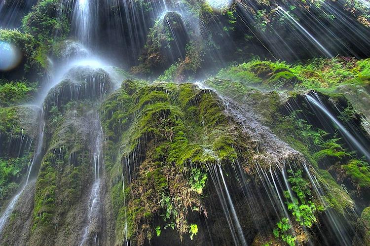 Colorado Bend State Park Gorman Falls