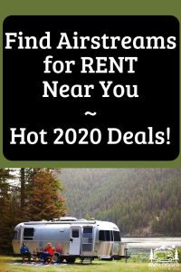Find Airstreams for Rent Near You Hot 2020 Deals!