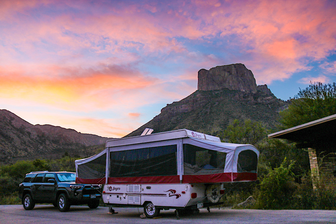 Pop Up Camper Rentals