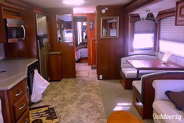 Fleetwood Class A RV