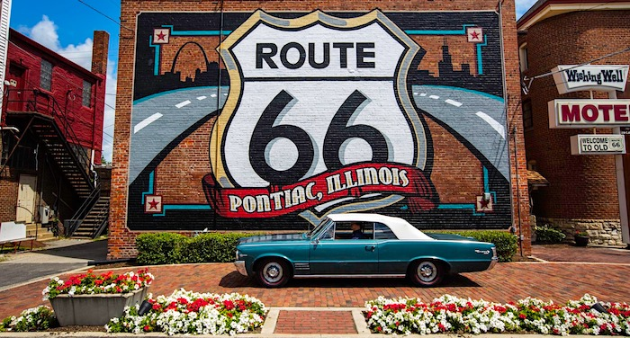 The Illinois Route 66 Hall of Fame and Museum