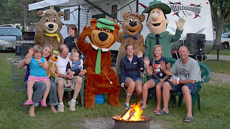 Yogi Bears Jellystone Park Millbrook Chicago