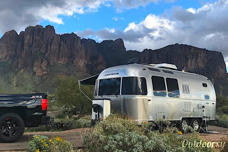 airstream rental phoenix